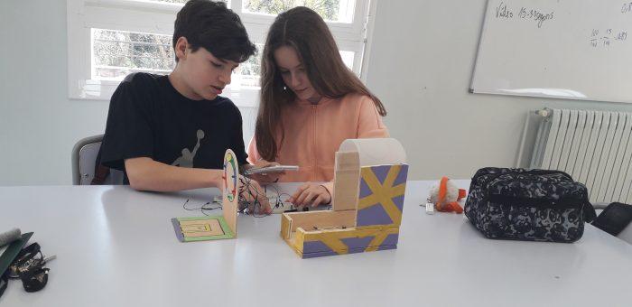 robòtica escola casa nostra