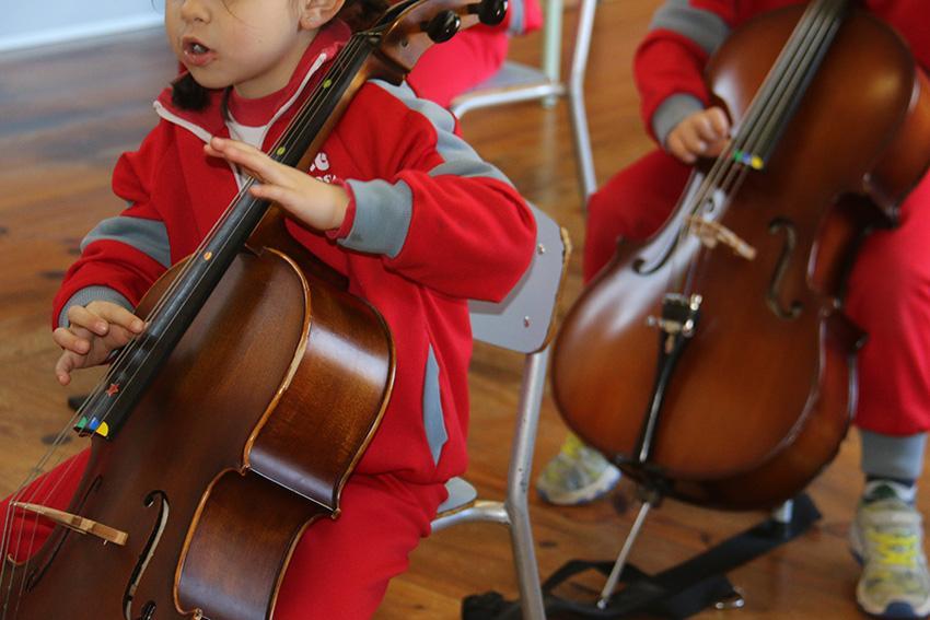 escola casa nostra parvulari musica
